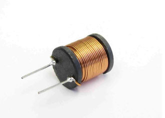 DR Coil Radial Type Inductor Single Winding EMI/RFI Filters With Shrink Tube
