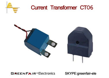 CT06 Electronic Current Transformer High Permeability Core Linear Performance